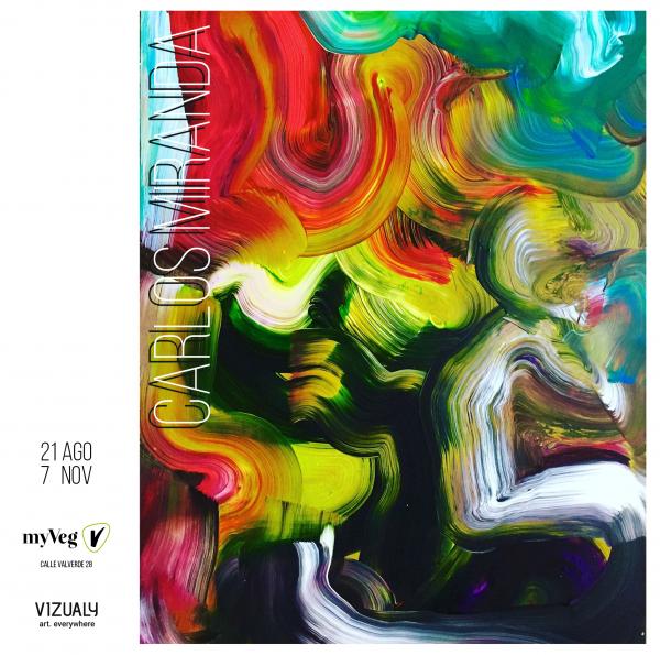 Vizualy - Carlos Miranda en myVeg