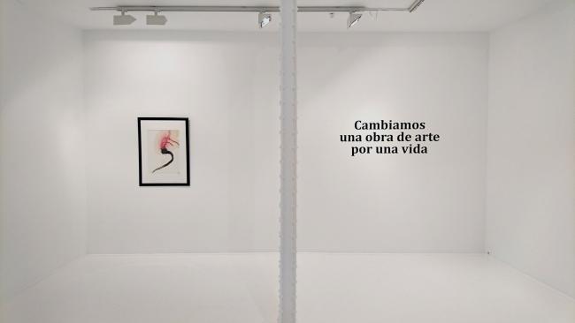 100 VIDAS | Ir al evento: '100 vidas'. Exposición en Theredoom / Madrid, España
