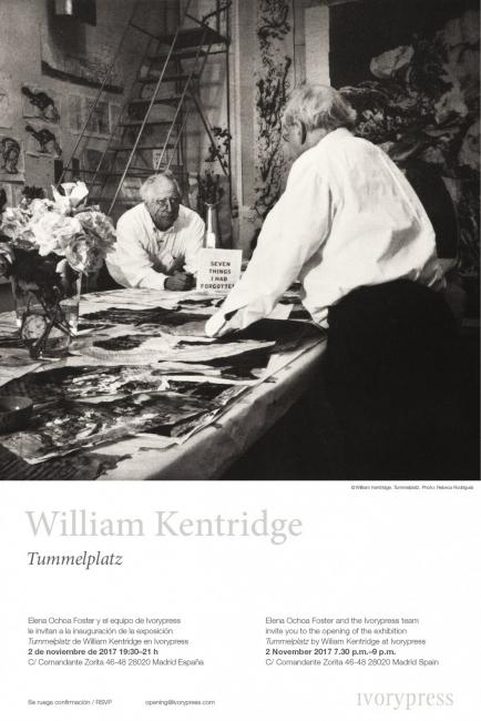 William Kentridge. Tummelplatz