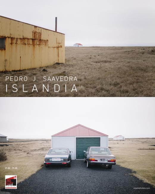 Pedro J. Saavedra - Islandia