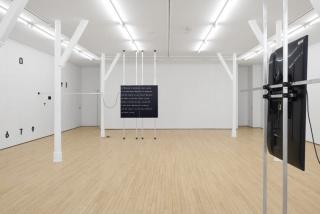 Vista de la exposición – Cortesía de Assembly Point