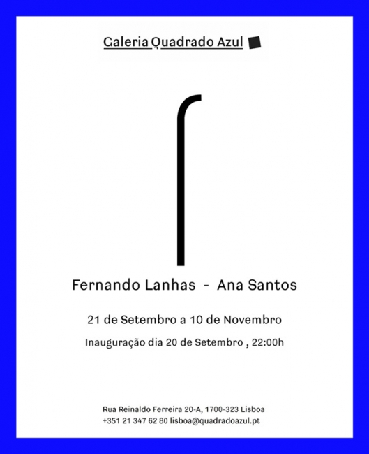 """Fernando Lanhas - Ana Santos: """"?"""""""