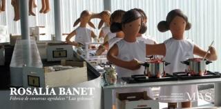 Rosalía Banet, Fábrica de conservas agridulces `Las Golosas´