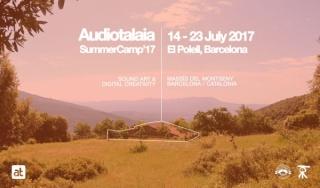 AUDIOTALAIA SUMMER CAMP 17