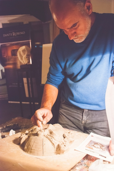 Arte en vivo en muestra ARTEPURO | Ir al evento: 'SEMINARIO ESCULTURA (Modelado en arcilla)'. Seminario de Arte en vivo, Diseño, Escultura en Juana de Arte Galería / Martinez, Buenos Aires, Argentina