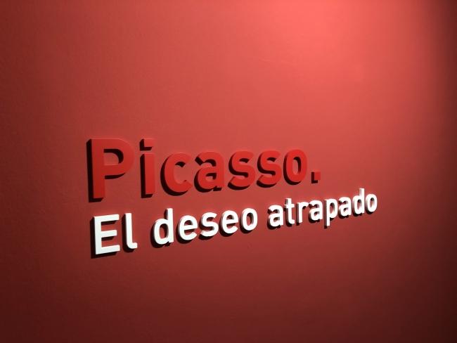 Picasso. El deseo atrapado – Cortesía del Ayuntamiento de Málaga