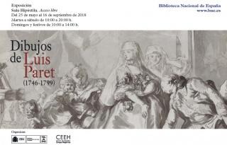 Dibujos de Luis Paret (1746-1799)