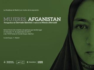 Mujeres. Afganistán