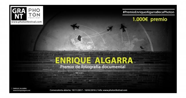 I Beca Enrique Algarra