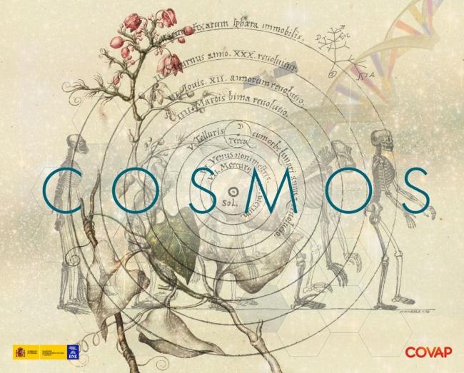 Cosmos – Cortesía de la Biblioteca Nacional de España