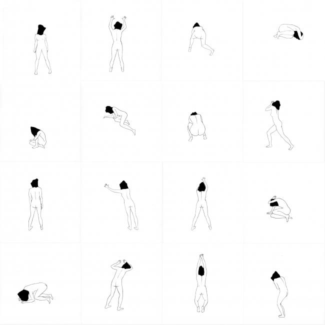 capucha | Ir al evento: 'La oscuridad (la foscor)'. Exposición de Escultura, Video arte en Casal Solleric / Palma, Baleares, España