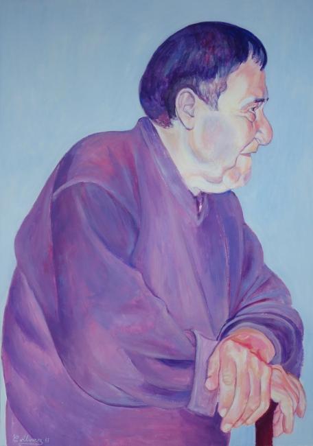 Conchi Álvares, Luisito, 2017 – Cortesía de STOA Gallery