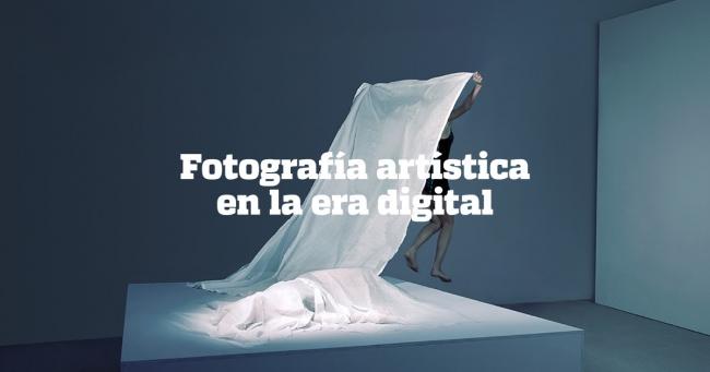 Fotografía artística en la era digital. Imagen cortesía Node Center