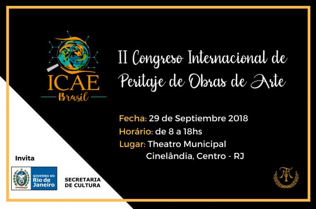 II Congreso Internacional de Peritaje de Arte