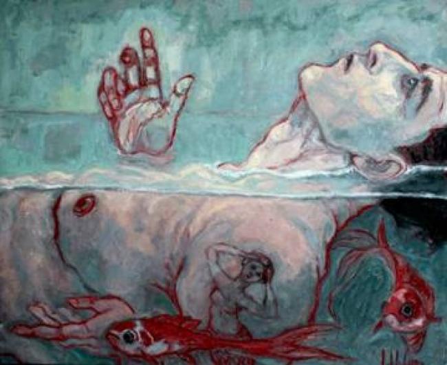 Conchita de la Cueva – Cortesía de la galería de arte Finestraestudio