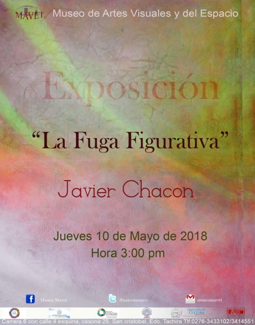 La Fuga Figurativa. Imagen cortesía Prensa Dirección de Cultura