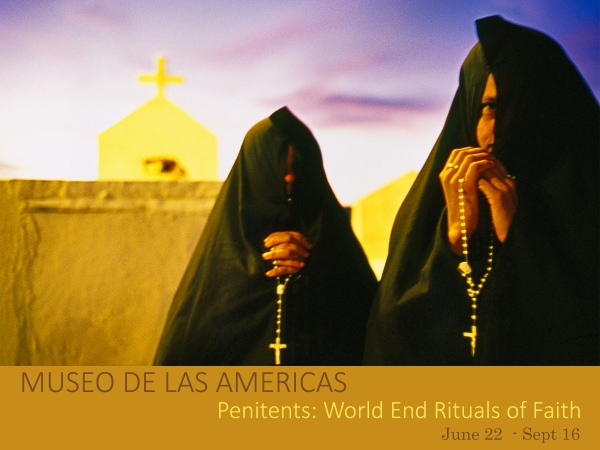 Guy Veloso. Penitents: World End Rituals of Faith