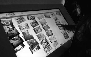 Exposición sobre el Archivo Fotográfico Vicente P. Melián. Museo de Historia y Antropología de Tenerife, Casa de Carta. OAMC – Cortesía de Fotonoviembre 2017