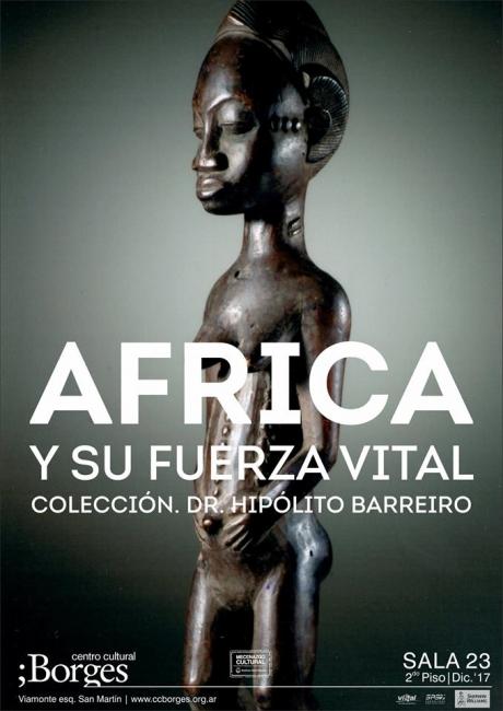AFRICA Y SU FUERZA VITAL COLECCIÓN. DR. HIPÓLITO BARREIRO