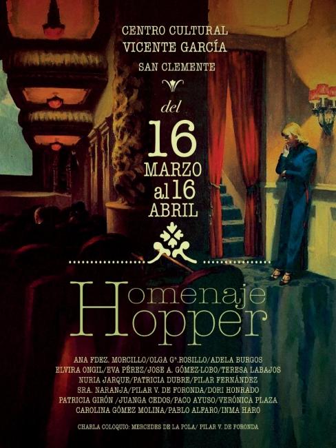 Homenaje a Eduard Hopper