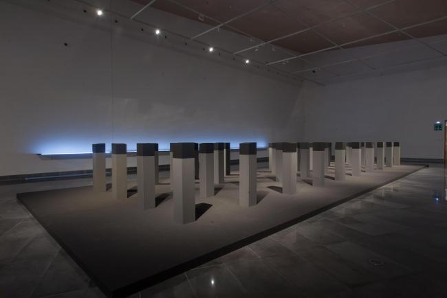 Elena Asins – Cortesía del Museo Universidad de Navarra