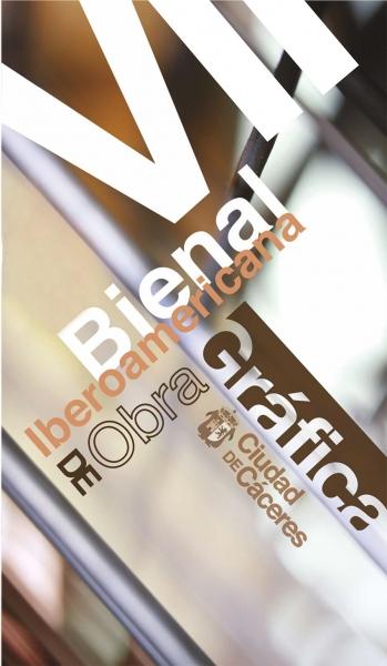 "VII Bienal Iberoamericana de Obra Gráfica ""Ciudad de Cáceres"""