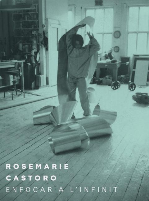 Rosemarie Castoro. Enfocar a l'infinit   Ir al evento: 'Enfocar al infinito'. Exposición de Escultura, Pintura en Museu d'Art Contemporani de Barcelona (MACBA) / Barcelona, España