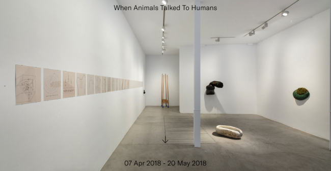 When Animals Talked to Humans