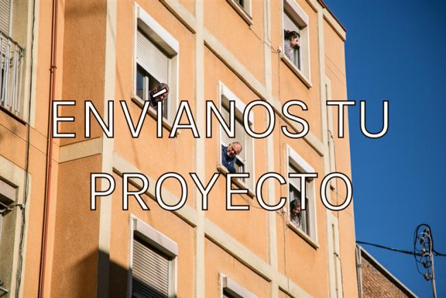 Mirador Usera / Llamada a proyectos culturales 2018