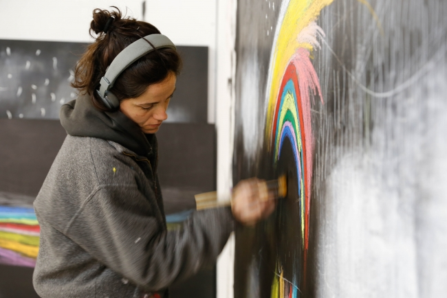 Sandra Working (Foto Nuria Grau)