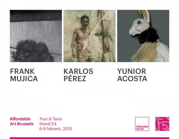 F5 Proyecto en Affordable Art Brussels Fair