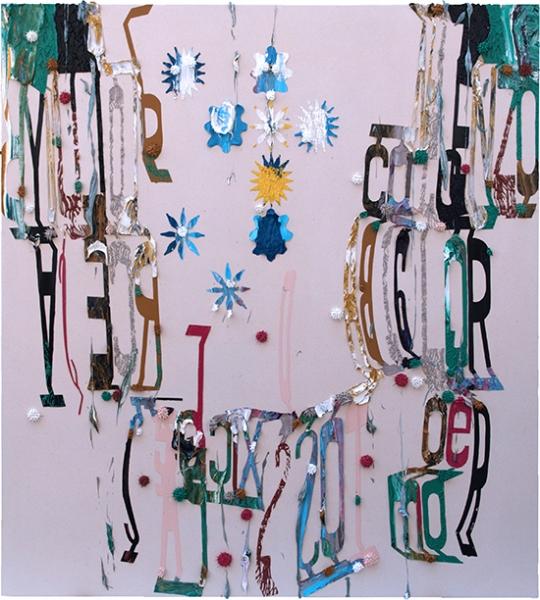 DENNIS HOLLINGSWORTH - LA PRESA, 170X153 - 2016