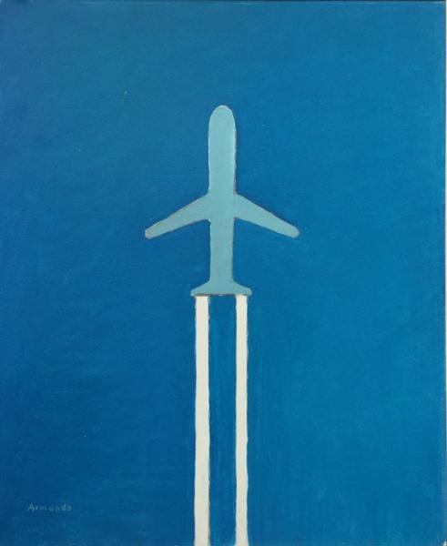 Armando Suárez | HTC VIII | Óleo sobre táblex | 55 x 70 cm | 1967