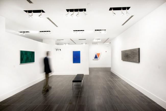 Vista exposición Constructing Constructivism | Ir al evento: 'Constructing Constructivism'. Exposición de Pintura en Juan Carlos Maldonado Art Collection (JCMAC) / Miami, Florida, Estados Unidos