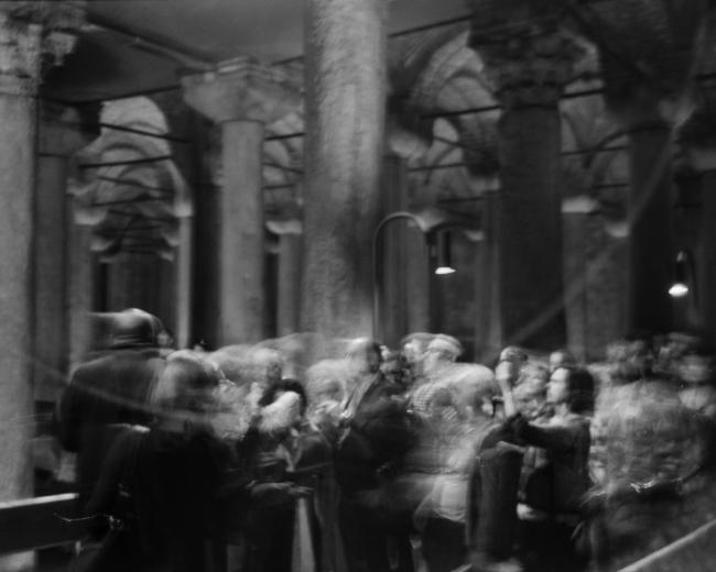 Angel Ispizua, Un segundo – Cortesía del PHOTOMUSEUM. Argazki & Zinema Museoa