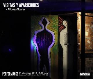 VISITAS Y APARICIONES. Imagen cortesía Museo de Arte Moderno