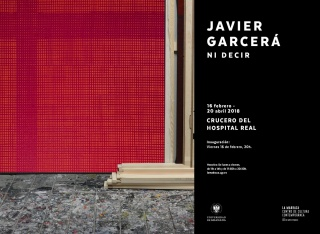 Javier Garcerá. Ni decir
