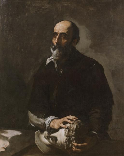 l TactoRibera, José deÓleo sobre lienzo, 125x 98 cm Madrid, Museo Nacional del Prado – Cortesía del Museo del Prado