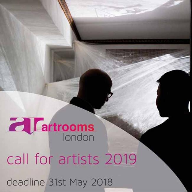 Call for Artists | Ir al evento: 'Artrooms Fair London 2019'. Concurso de Artes gráficas, Diseño, Escultura, Pintura