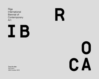 Riga International Biennial of Contemporary Art