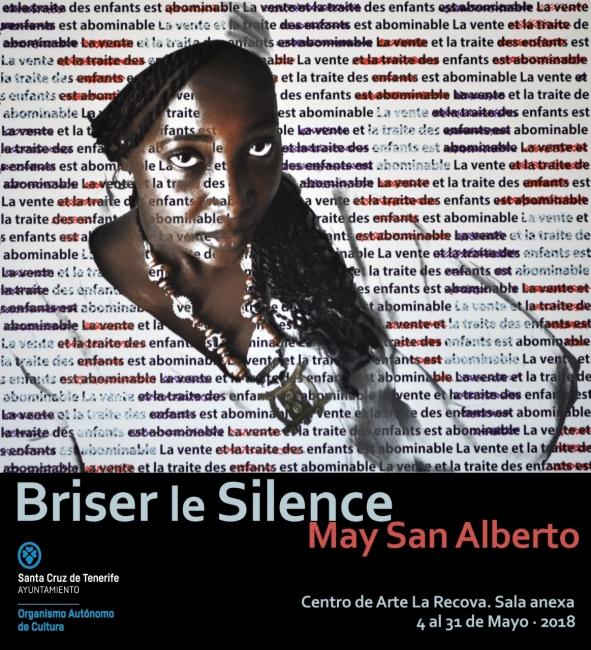 "Cartel de ""Briser le silence"""