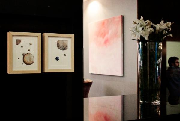 Vistas exposición   Ir al evento: '1612'. Exposición de Pintura en Eurostars Das Letras / Lisboa, Portugal