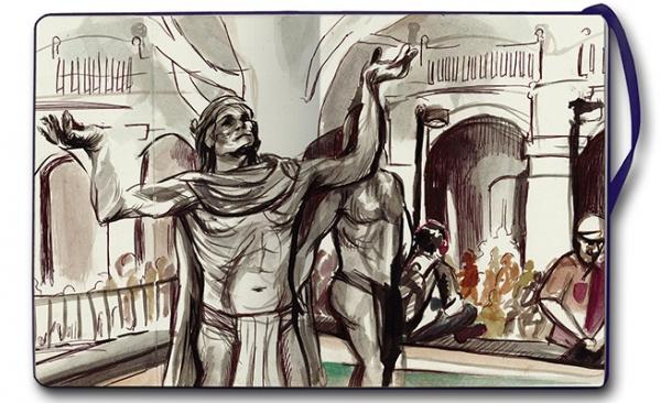 Dibujamadrid | Ir al evento: 'Dibujando el mundo'. Exposición de Artes gráficas en Fundación Colección ABC - Museo ABC de Dibujo e Ilustración / Madrid, España