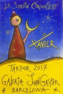 Xavier Vilató. Le Jardin Circonflexe