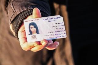 "Ammar Younis, de la serie ""From The Refugees Photographs. Greece, 2016"" (2016) – Cortesía de Fotonoviembre 2017"