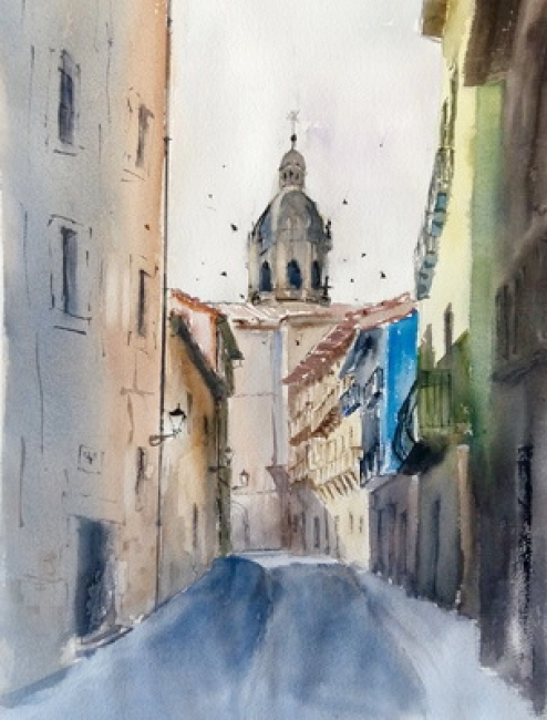 rincon urbano | Ir al evento: 'Amaia Aranzabal Balzategi'. Exposición de Arte urbano, Artesania, Pintura en Cafe Nahikari Bergara / Bergara, Guipúzcoa, España