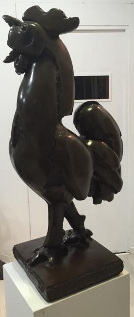 Camilo Otero – Cortesía de la Galería José Lorenzo   Ir al evento: 'Camilo Otero'. Exposición de Escultura en La Marina / A Coruña, España