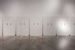 Enric Fort. Hold and Breath – Cortesía del Consorci de Museus de la Comunitat Valenciana