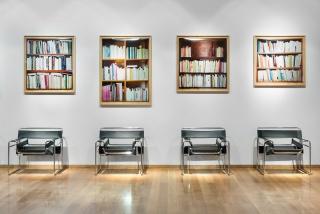 """Vista da exposição """"Germinal"""", Galeria Municipal do Porto, Porto © Bruno Lopes / Fundação EDP — Cortesía del MAAT"""