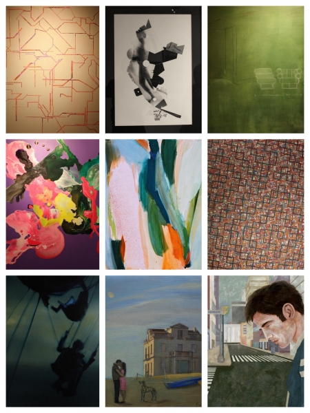 Obras | Ir al evento: 'XIII Premios De Artes Fundacion ARENA Jose Mª Vidal'. Exposición de Fotografía, Pintura en Galería Alonso Vidal / Barcelona, España